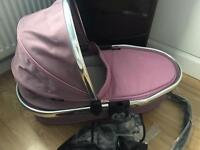 Icandy Peach 3 blossom Carrycot