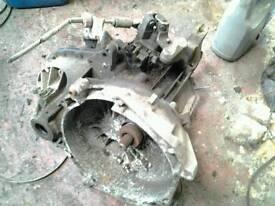 Transit gearbox