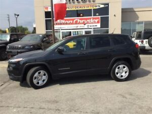 2014 Jeep Cherokee SPORT|BACK-UP CAMERA|TINT|BLUETHOOTH