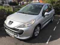 2009 Peugeot 207 1.6 HDi Sport *Diesel - Only £30 Tax - Full Service History ONLY £1,250