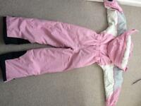 All-in-one snowsuit
