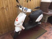Piaggio Zip 50cc 2013 £650 ono