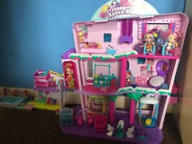 Shopkins supper mall