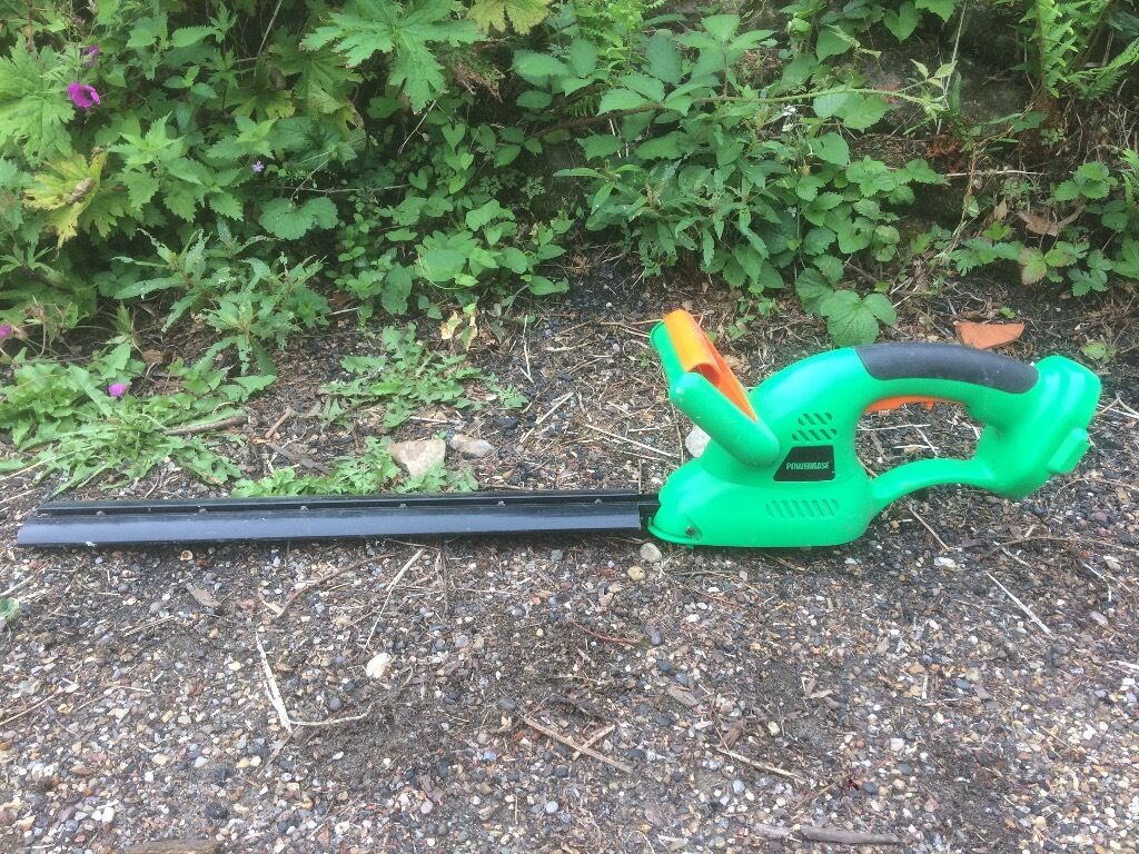 Homebase Electric Hedge Cutter Barely Used In Oxted Surrey
