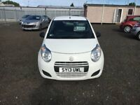 Suzuki Alto - Low mileage