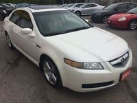 2004 Acura TL LEATHER / ROOF / ALLOYS / CLEAN