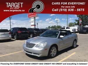 2008 Chrysler Sebring Limited Fully Loaded; Leather Drives Great