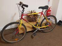 Vintage German Bike - GX2000