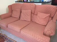 Sofa - Marks and Spencers - 3 seated - Used - in good condition - £40