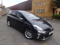 Toyota Prius+ T Spirit Auto Electric Hybrid 0% FINANCE AVAILABLE