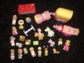 GIRLS ELC HAPPYLAND BUNDLE EXCELLENT