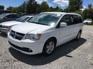 2016 Dodge Grand Caravan Crew Plus/LEATHER/BACKUP CAM/SEATS 7
