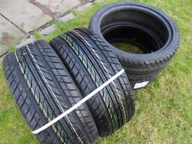 2 X 225 40 18 BRAND NEW SUPERIA BUDGET TYRES ONLY £80 FOR THE PAIR, KINGSMUIR FORFAR
