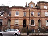 Split Level Three Bedroom Flat In Picturesque Street, Close To Kennington Tube, SE11