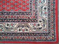 Large, good quality wool rug