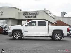 2015 GMC Sierra 1500 SLT | LEATHER | BACK UP CAM | Cambridge Kitchener Area image 3