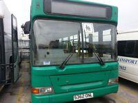 1999 Dennis 42 seat single decker bus.