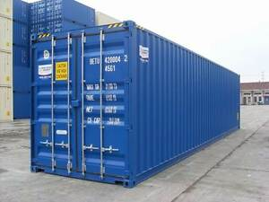 Shipping Container Hire Special - 40'hc New from $4.40 per day Sydney City Inner Sydney Preview