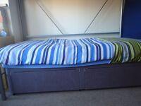 single bed plus mattresses