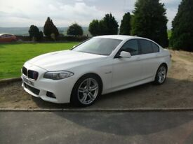 BMW 520D M SPORT fsh new timing chain, 2 prev . owners
