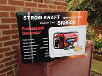 Stormkraft professional generator 2016 model