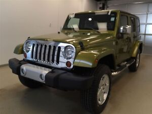 2010 Jeep WRANGLER UNLIMITED 4 Door Sahara- Manual Transmission
