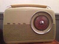 1950,s Bush Radio TR82C