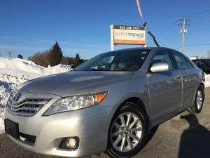 2011 Toyota Camry XLE V6 NAV Sunroof Leather