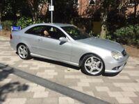 Mercedes-Benz CLK 2.1 CLK220 CDI Sport 2dr Convertible