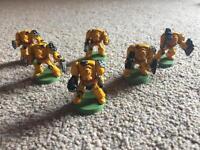 Warhammer 40k Terminators
