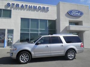 2016 Ford Expedition Max Limited MAX AWD Fully Loaded