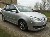 Volkswagen Polo. 1.4 TDI. £0 tax. MOT until Feb '17. Professionally valeted.