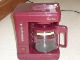 Russell Hobbs Filter Coffee Maker - Never Been Used