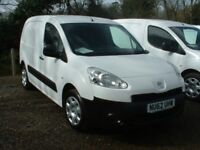 PARTNER 1.6HDI 2012 ONE OWNER DRIVES SUPERB £2995 NO VAT