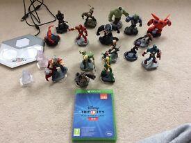 Disney infinity 2.0 bundle Xbox One