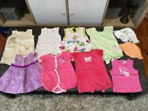 Girls Newborn Baby Girl Clothes 0000
