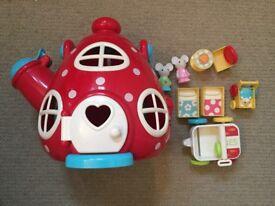 Happyland kettle cottage