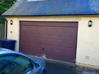 Garador Georgian 1370 Garage Door!