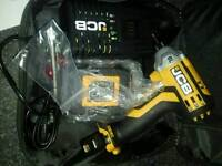 JCB Brand new cordless drill never used
