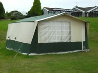Conway Contiki L 85 trailer tent