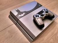 PS4 bundle with 7 games