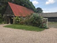 Workshop and Barn for rent