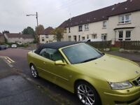 saab 93 stunning colour immaculate condition