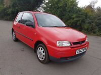 Seat Arosa 1.0 S 3dr Cambelt Changed,Great Runner, Mot, 495 Ono