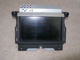 2010 to 2013 Land Rover Range Rover Sport Navigation Screen AH22 10E887 BF Denso