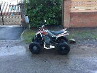 Yamaha Raptor Road Legal 250cc Quad Mint