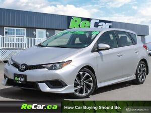 2016 Scion iM REDUCED | AUTO | BACKUP CAM | ONLY 52K