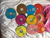 CDs - Selection of Pop Compilation Albums