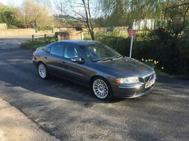 Lovely Volvo S60 Sport D5 automatic - Complete Volvo history - New MOT - full leather trim