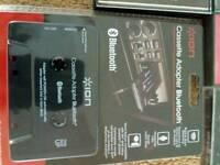 Cassettes + Bluetooth adaotor